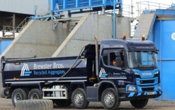 Brewster Bros führt Tracking für Fuhrpark und Fahrerverhalten ein (Foto: BigChange/Brewster)